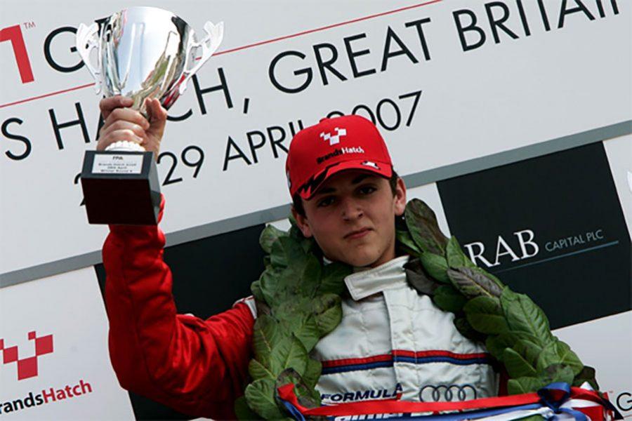FPA Formula Palmer AUDI 2007