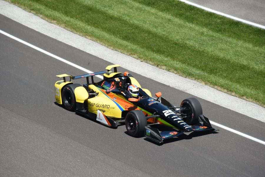 Stefan Wilson Set To Qualify For The 100th Running of The Indianapolis 500