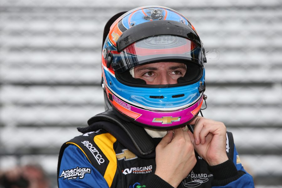 INDYCAR Driver Stefan Wilson, Inovateus Solar Join Forces For Indianapolis 500 Effort & Beyond