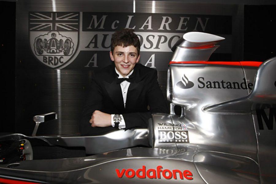 McClaren Autosport Award 2007