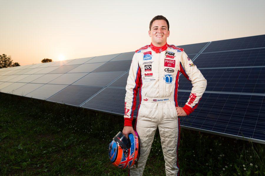 American Solar Energy Society Sponsors Stefan Wilson #THINKSOLAR Bid