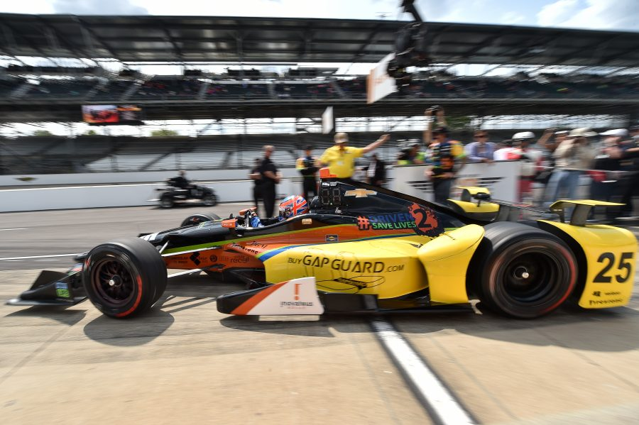 INDY 500 Diary, Day 1 & 2.