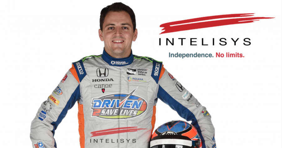 Stefan Wilson Announces Intelisys and Partners as Co-Primary Partners for the 102nd Running of the Indianapolis 500