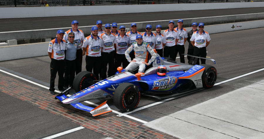 Stefan Wilson Qualifies 23rd for Second Indianapolis 500 Attempt